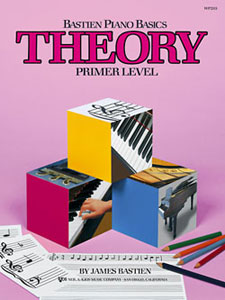 Bastien Piano Basics Theory Primer Level