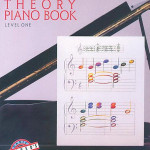 Alfred's Adult PianoTheory Book Level One