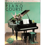 Alfred's Basic Adult Piano Course Level Two