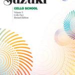 Suzuki Cello School Volume 3