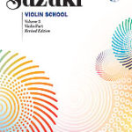 Suzuki Violin School Volume 3