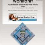 Wohlfahrt Foundation Studies for Violin Book 1