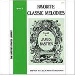 Bastien Classical Melodies Level 3